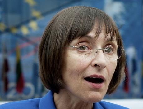 Либералка Корина Фусу поперла против Конституционного суда Молдавии
