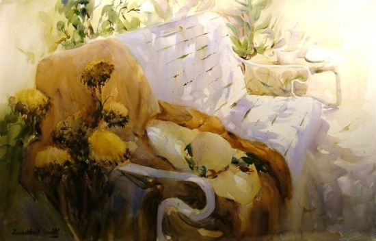 художник Лаурентино Марти (Laurentino Marti) картины – 22