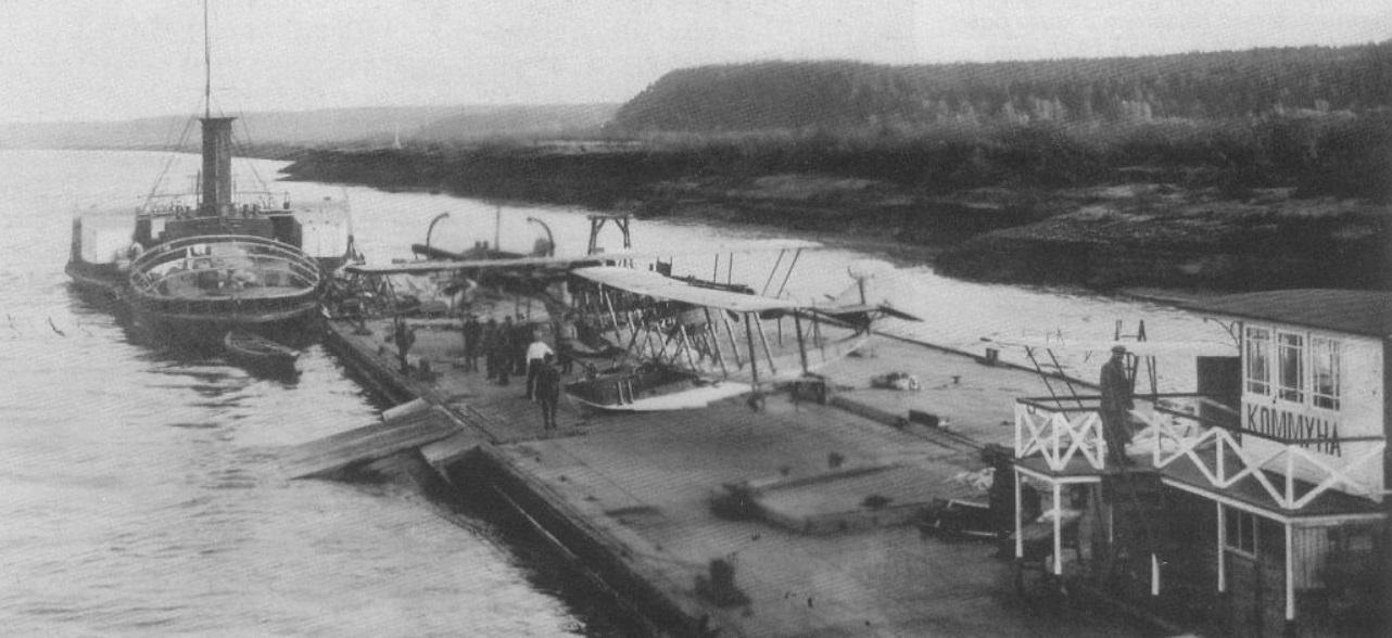 Авианосцы Красной армии в боях на Волге авиация,история,оружие