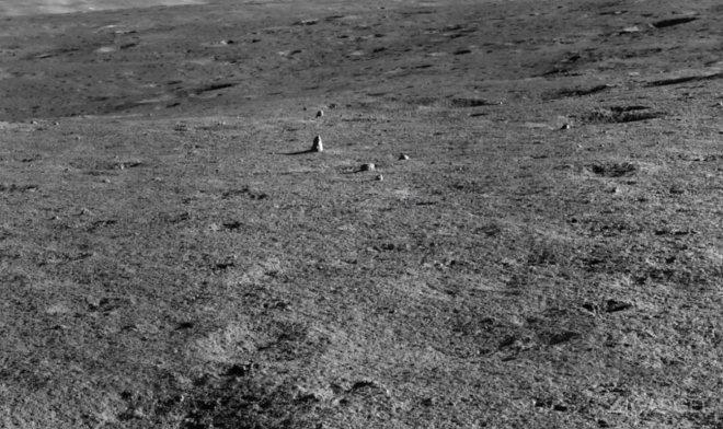 На Луне тоже обнаружили странный монолит