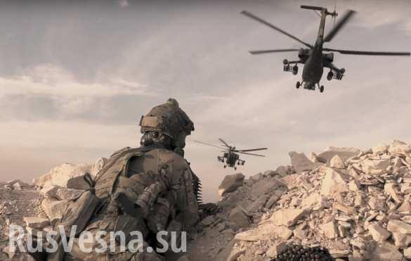 Жестокий бой в пустыне: Русский спецназовец убил 14 боевиков ИГИЛ