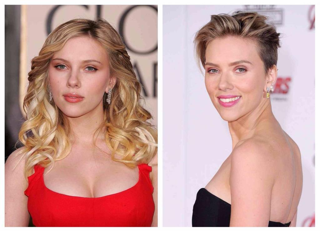 Переход из длинных волос в короткую стрижку: плюсы и удачные примеры звезд