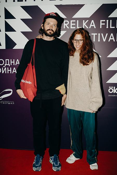 Григорий Добрыгин и Муся Тотибадзе