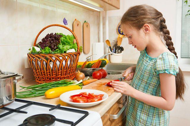 Когда ребенок – вегетарианец. Эксперт о плюсах и минусах этой диеты