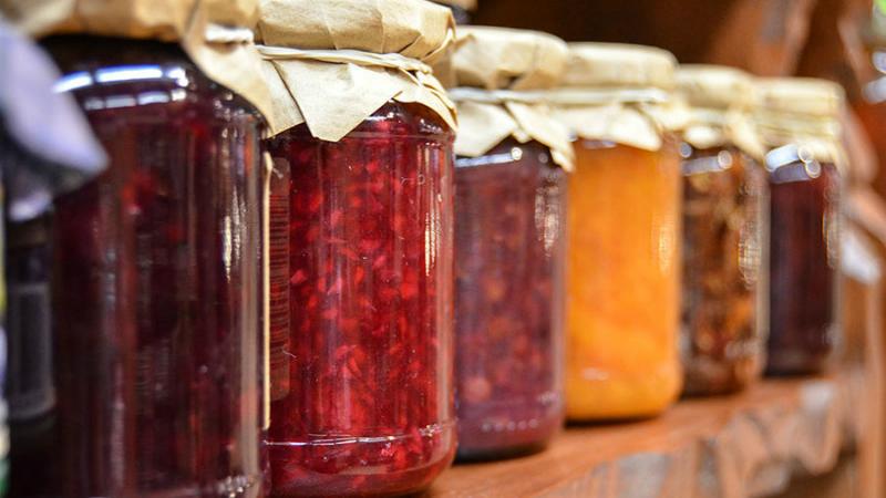 Варенье-пятиминутка в 1 прием из любых ягод: без длительной варки, витамины на месте!