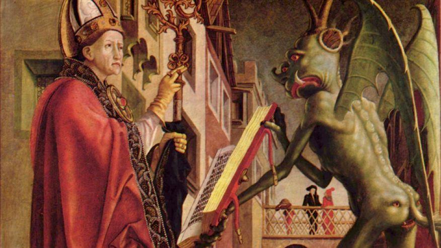 Луденский процесс: история о колдовстве, похоти и человеческой глупости интересное,интересные люди,интересные факты,история,ужас,шок