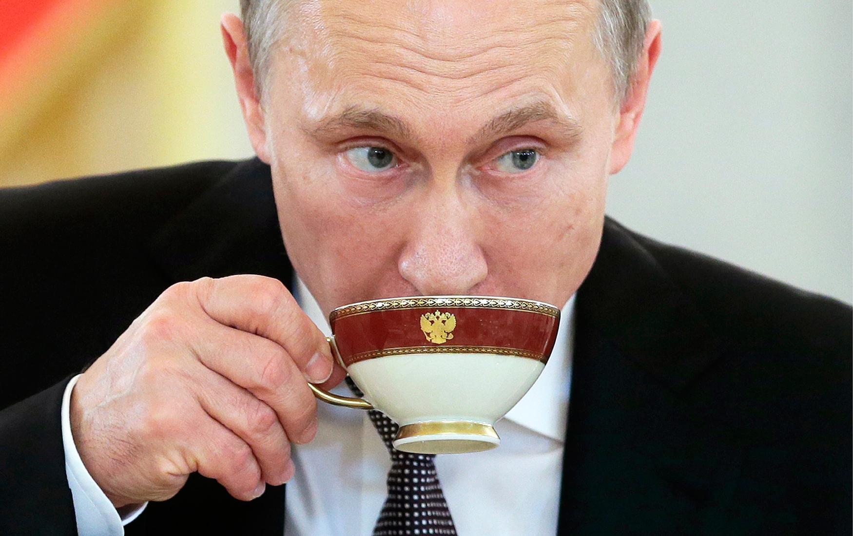 Политика Путина стала для Запада полной неожиданностью
