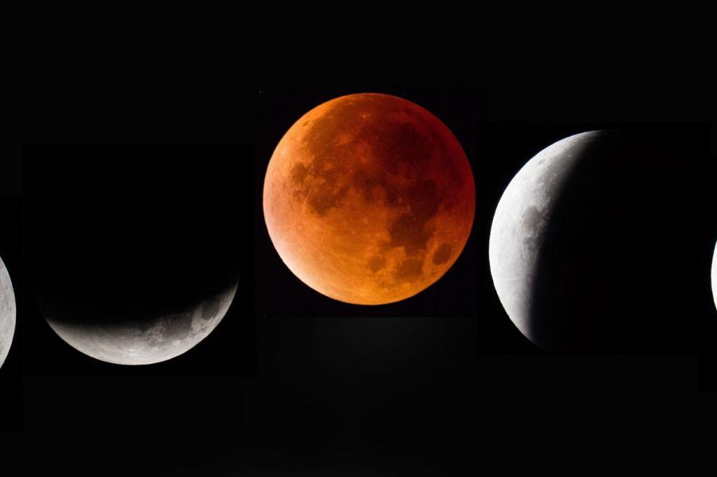 Всегда ли мы видим одну и ту же Луну?