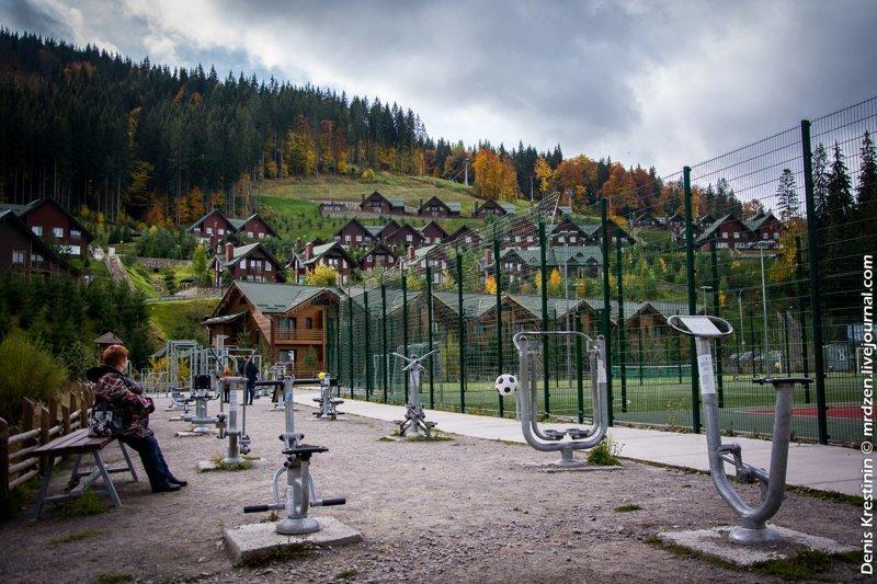 Зачем ехать в Буковель без лыж буковель, путешествия, фото