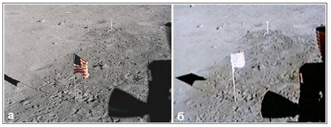 Американцы не были на Луне 6