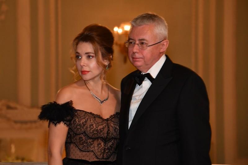 Божена Малашенко с трудом выгнала гостей со свадьбы