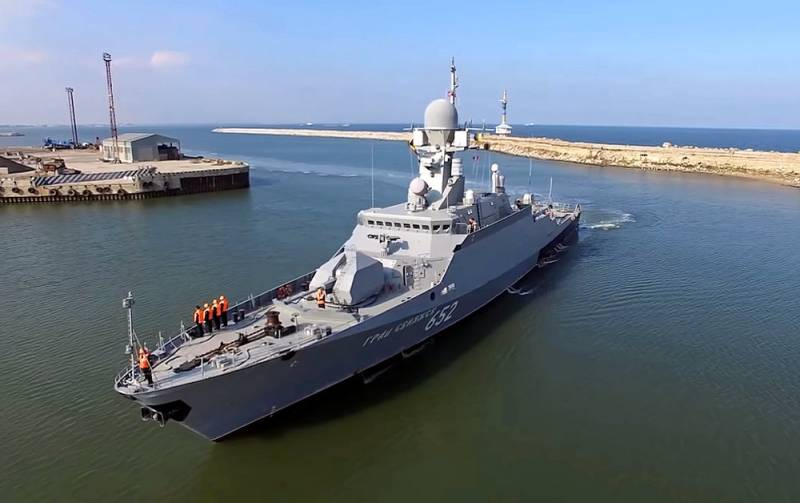 От «Орлана» до «Буяна»: будущее ВМС РФ за малыми кораблями? Техно