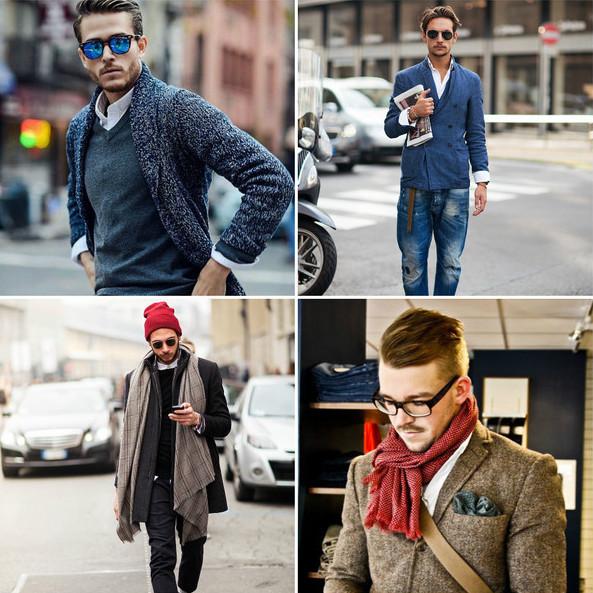 Современный мужской гардероб (как одеваться стильно, модно и нескучно)