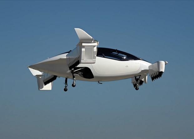 Немецкое пятиместное аэротакси Lilium Jet совершило первый полет