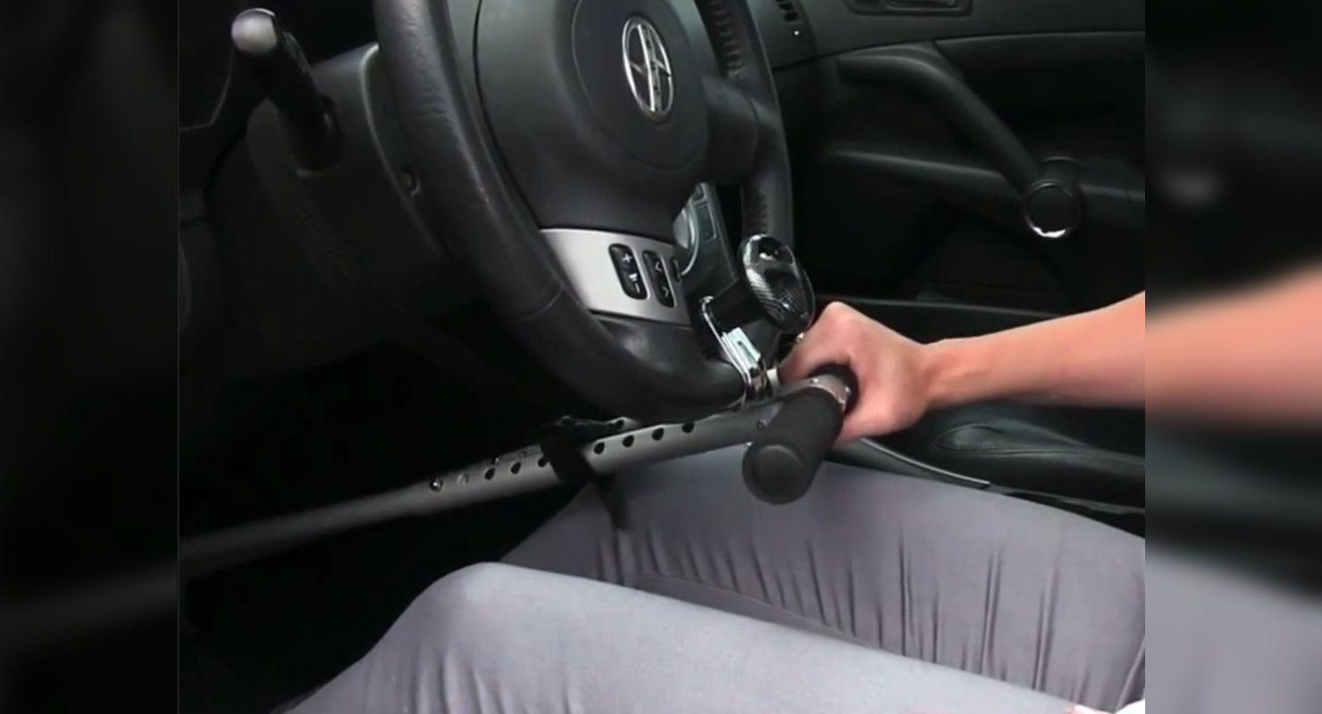Установка оборудования для ручного управления автомобилем Автомобили