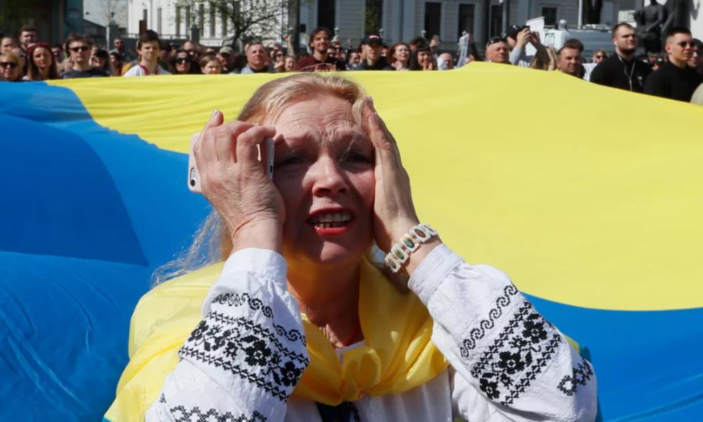 Опрос показал, хотят ли украинцы восстановить дружбу с Россией