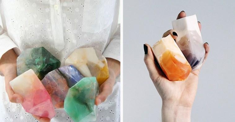 Шикарные мыльные минералы своими руками