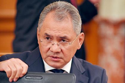 Шойгу попросил Путина без конкурса раздать триллион рублей