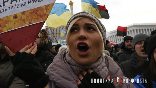 Поехала в Москву доказать, что Россия – «агрессор», но осталась навсегда.