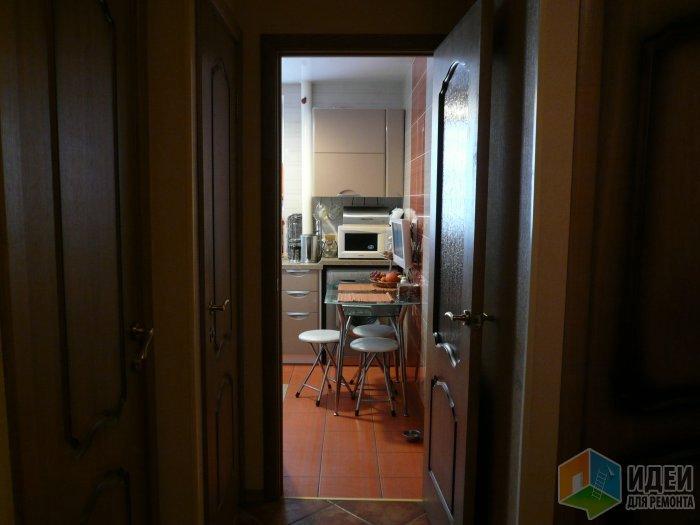 Как в кухню 4,8 кв.м втиснуть стиралку, посудомойку и холодильник