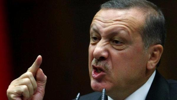 Эрдоган такое терпеть не намерен...