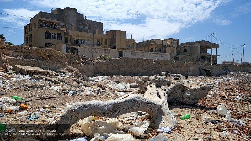Террористы из ПНС Ливии хвас…