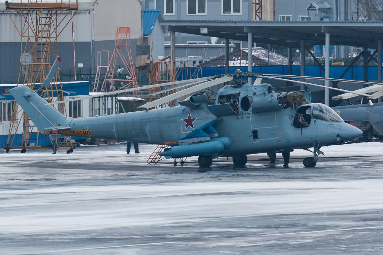 Новые подробности о программе российского перспективного боевого вертолета