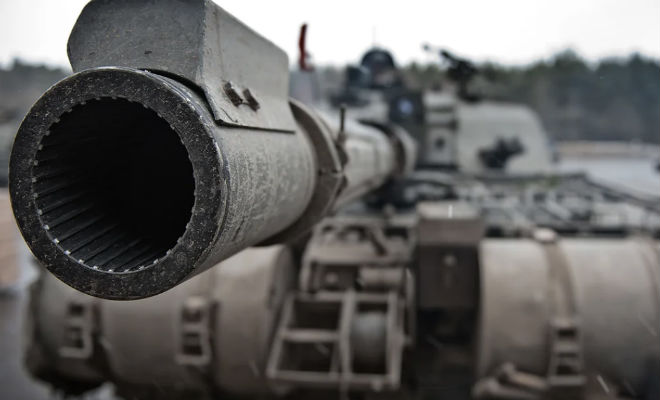 Снаряд летел 5 километров: самый дальний выстрел из танка в истории