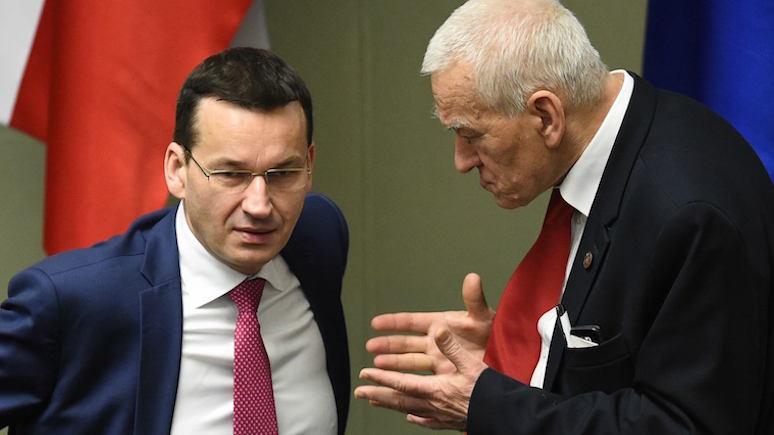 Польский политик: немцы хоте…