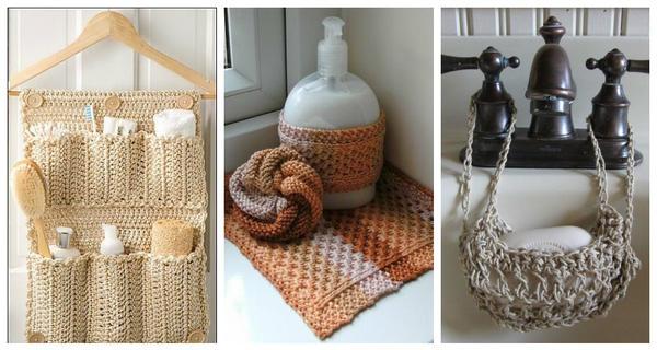Вязание для ванной