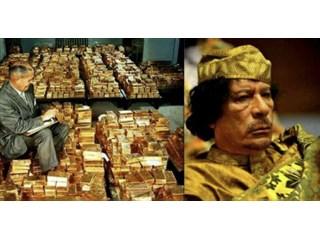 Как Европа ограбила ливийский народ