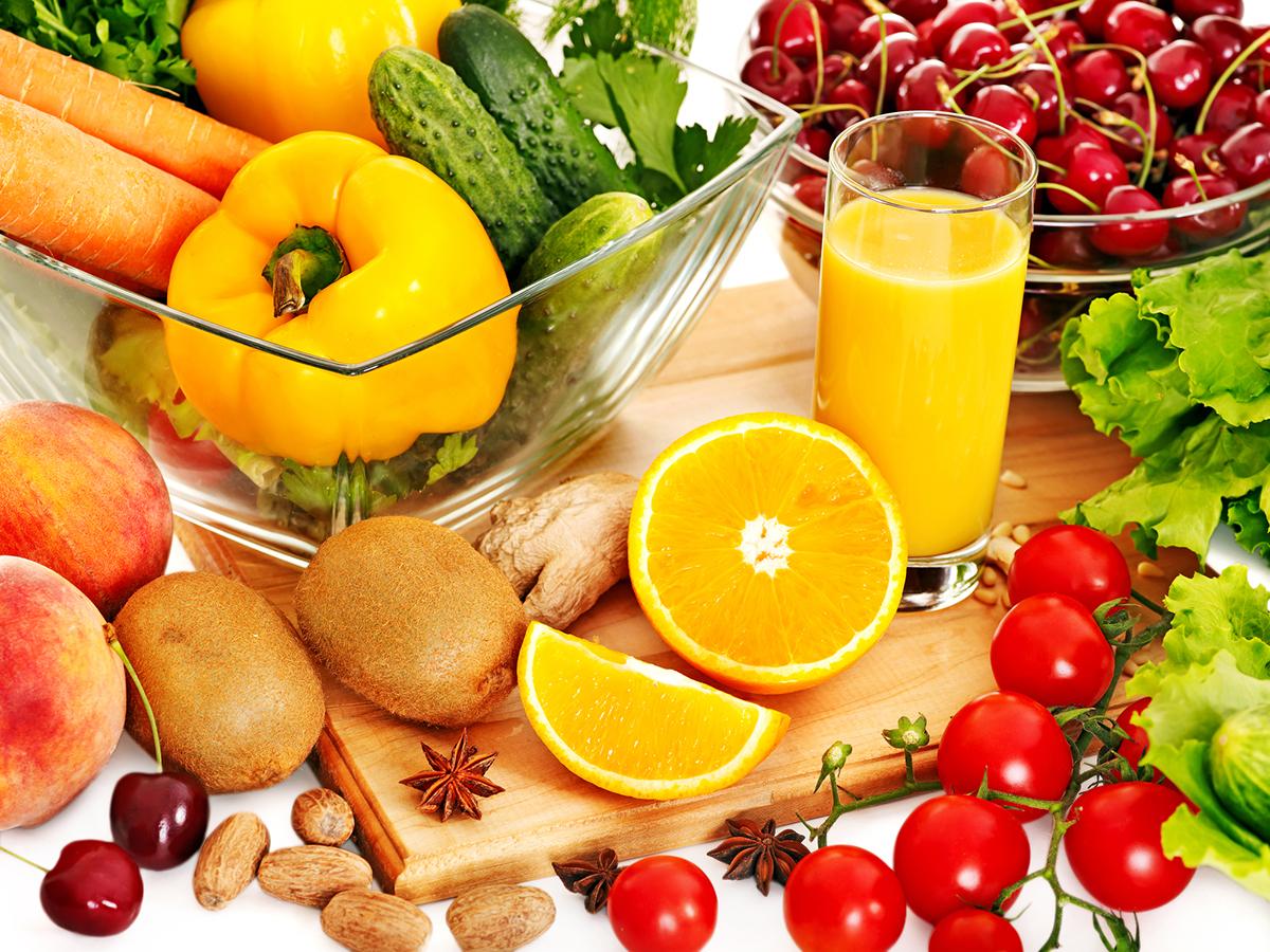 5 продуктов, которые чистят сосуды