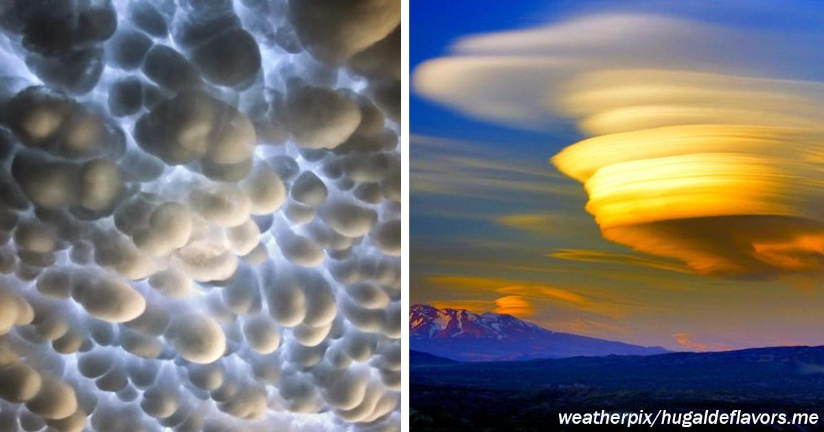22 редких природных феномена, которые выглÑдÑÑ' как наÑтоÑщее чудо