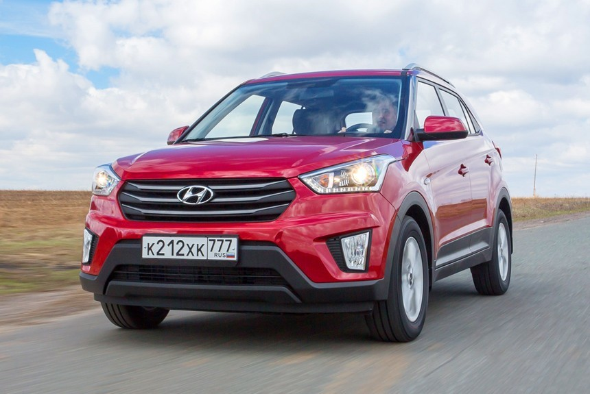 Кроссовер Hyundai Creta 2018 модельного года: что нового?