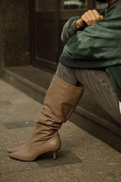 Для модников и домоседов: выбираем обувь на все случаи жизни в новых лукбуках Лукбук