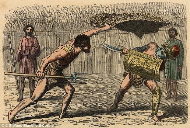 История гладиаторов