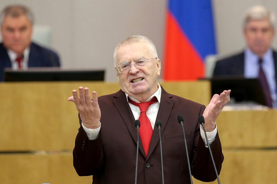 Жириновский прогнозирует будущее Украины: майдан-раздел-возвращение