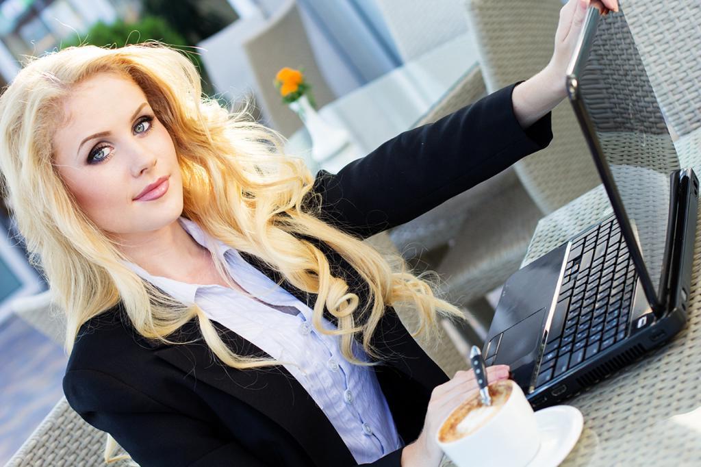 ресурсы, которые фото красивых девушек блондинок в офисе первую очередь