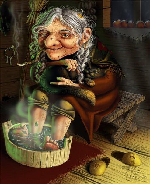 Бабушкины приметы