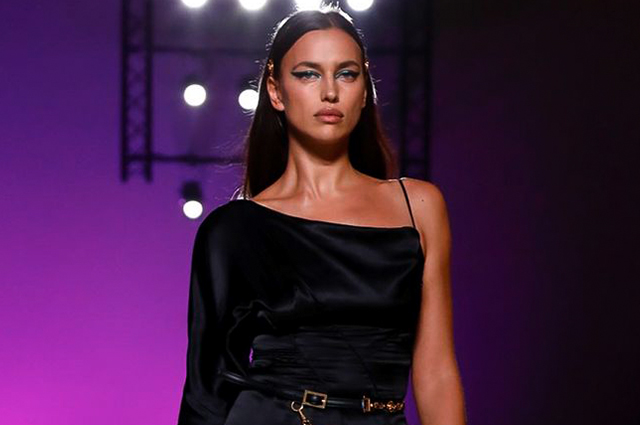 Неделя моды в Милане: Ирина …