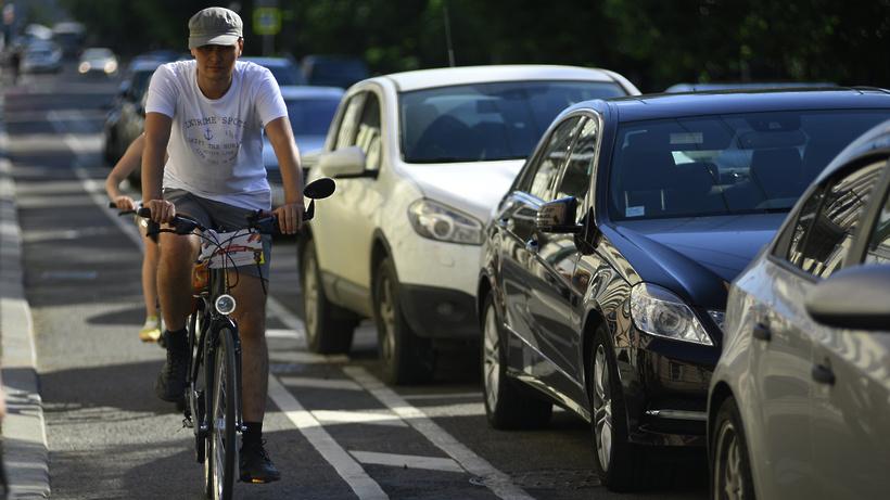 До 15 км велодорожек откроют в Москве в 2019 году
