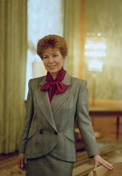 Раиса Горбачёва: главная женщина первого президента