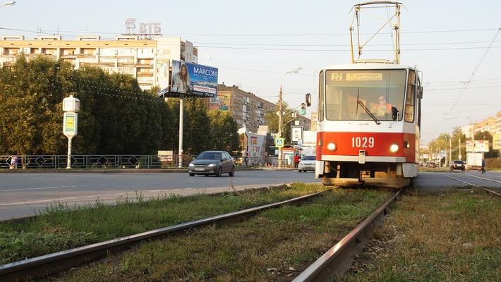 Пенсионерки угнали трамвай в Самаре