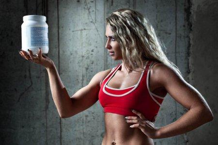 Спортивное питание: распрост…