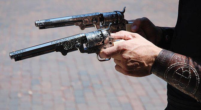 От оружия самообороны до ручной артиллерии: самые необычные револьверы в мире