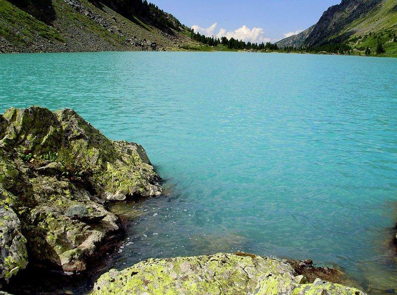 Горный Алтай. Озеро Куйгук. алтай, озёра, путешествия, фото