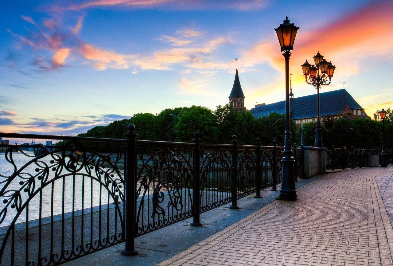 Калининград стал центром притяжения для Прибалтики