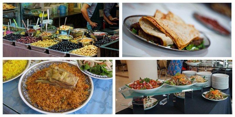 «Все включено» в Иордании. еда, олинклюзив, факты
