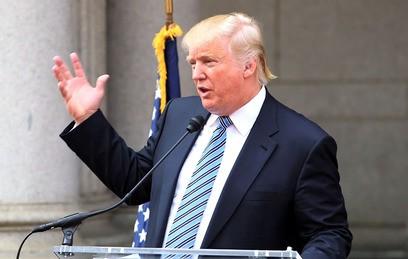 Трамп придумал слоган своей второй избирательной кампании