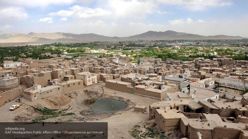 Беспилотник США ликвидировал пять боевиков в Афганистане